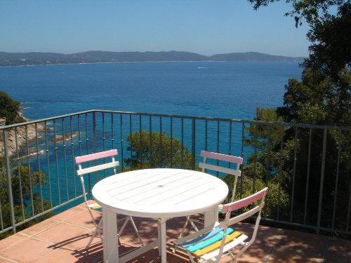 Mehrere Terrassen Blick zum Mittelmeer
