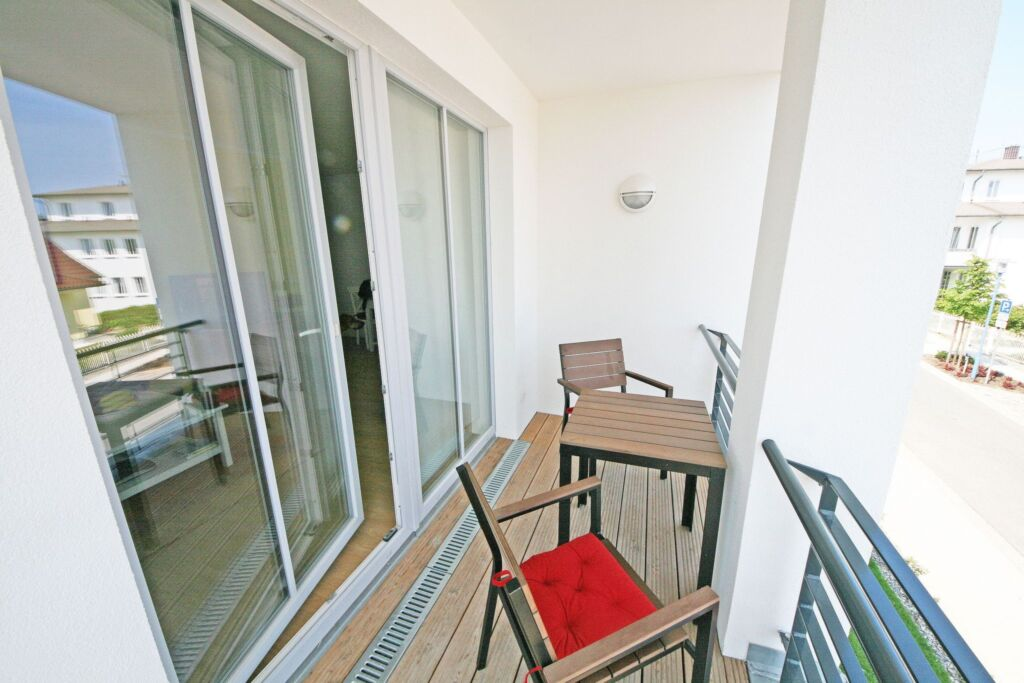 A.01 Villa Antje Whg. 12 mit Balkon, Villa Antje W