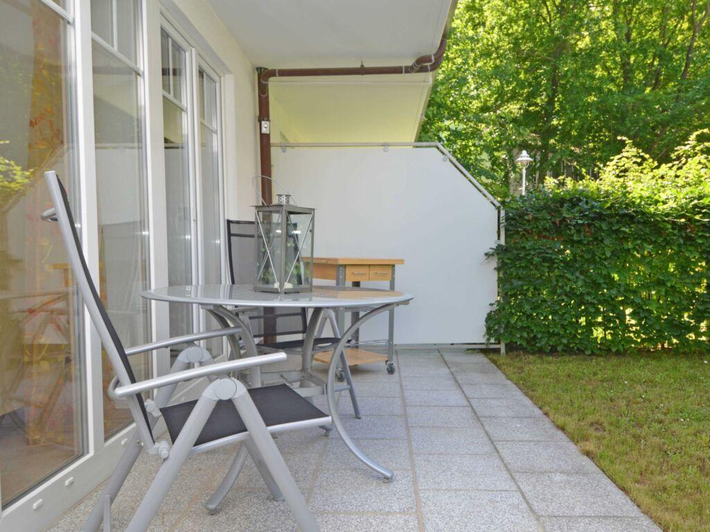 Strandwohnungen in Sellin F 571 WG 02 im EG mit Te