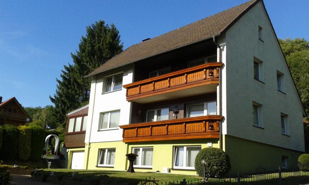 Ferienhaus Becker, Ferienwohnung Bettina