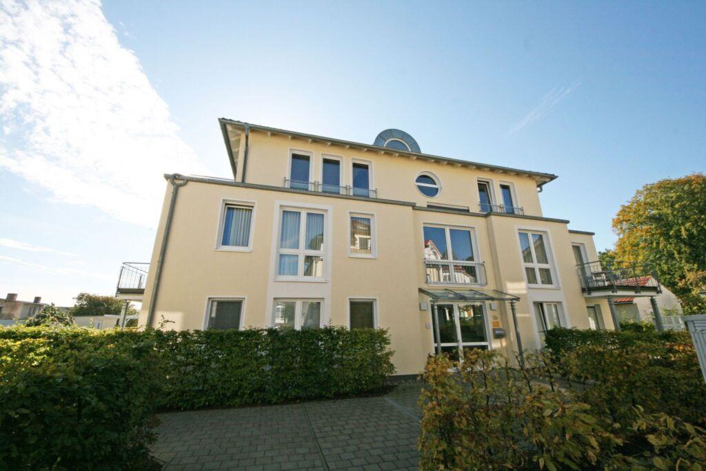 A.01 Haus Möwe II Whg. 09 mit Balkon, Haus Möwe II