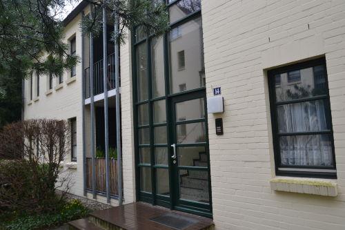 Eingangsbereich vom Innenhof