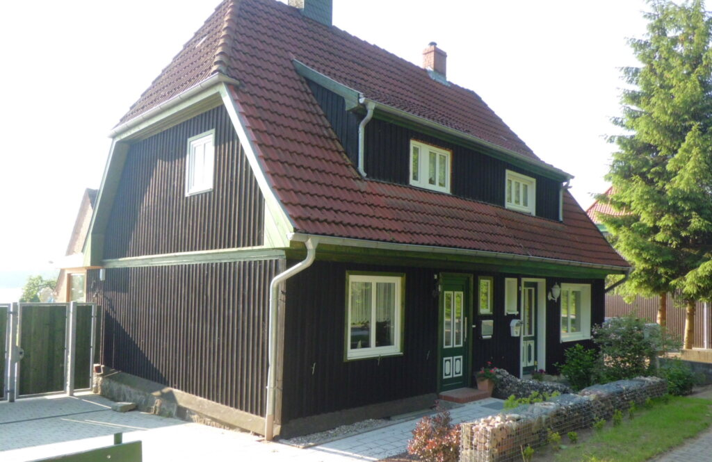 Ferienhaus am See, Vier-Raum-Ferienhaus am See