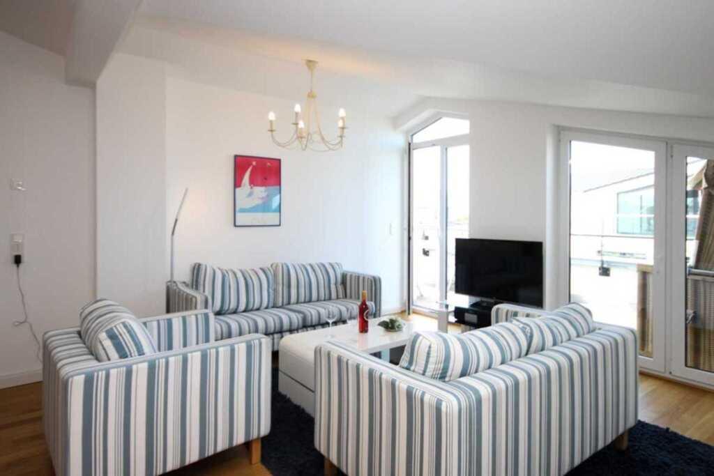 Seeresidenz WE 08 Penthouse Wohnung, 3-Zimmer-Wohn