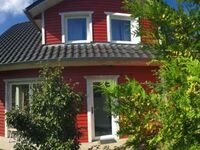 Ostsee Schwedenh�user in Breege-Juliusruh by R�genplus, FRIEDRICHSHUS - Wei�es Schwedenhaus - 4-Raum in Breege - Juliusruh auf R�gen - kleines Detailbild