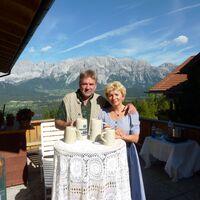 Vermieter: Ihre Gastgeber Renate und Karl Rigl