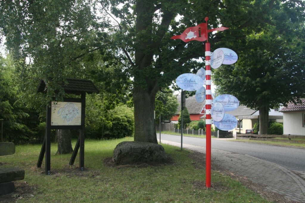 Landhaus am Wald Gersdorf, 6-Raum-Ferienhaus für 8