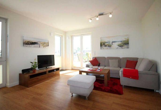 Seeresidenz WE 06, 2-Zimmer-Wohnung