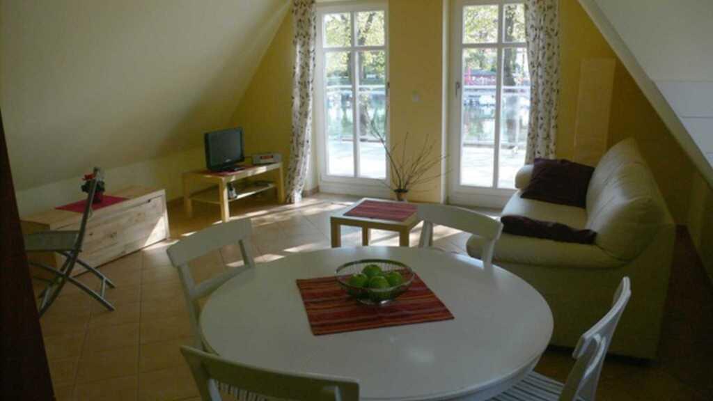 °Ferienhaus Am Strom 50°, 2-Zimmer-Ferienwohnung