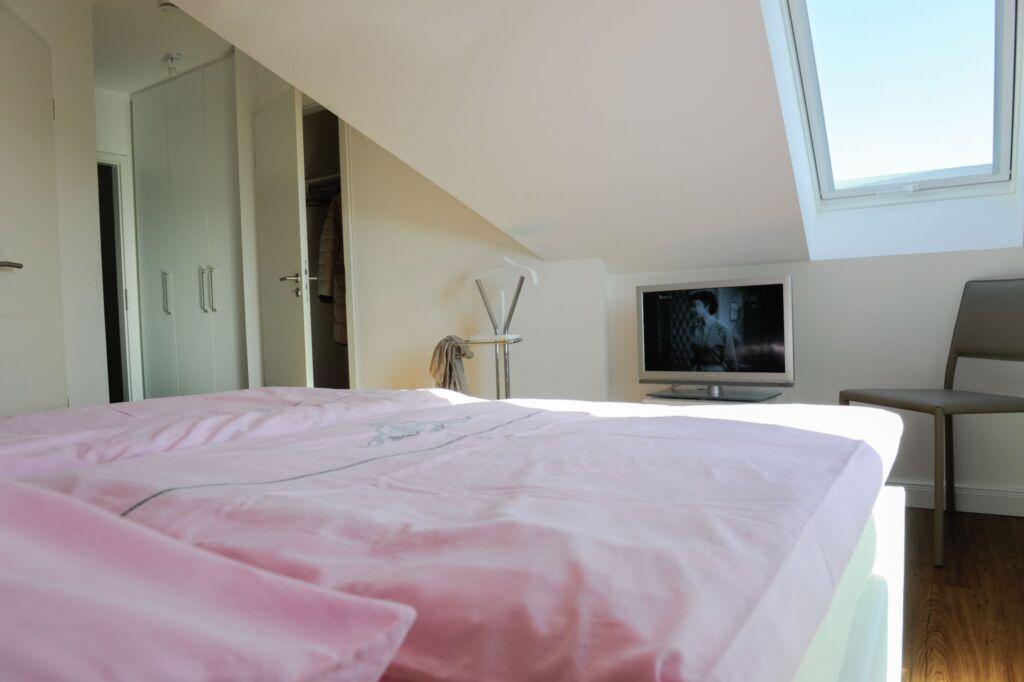 Residenz Seestern WE 16 - Penthouse Ostseemöwe, 3-