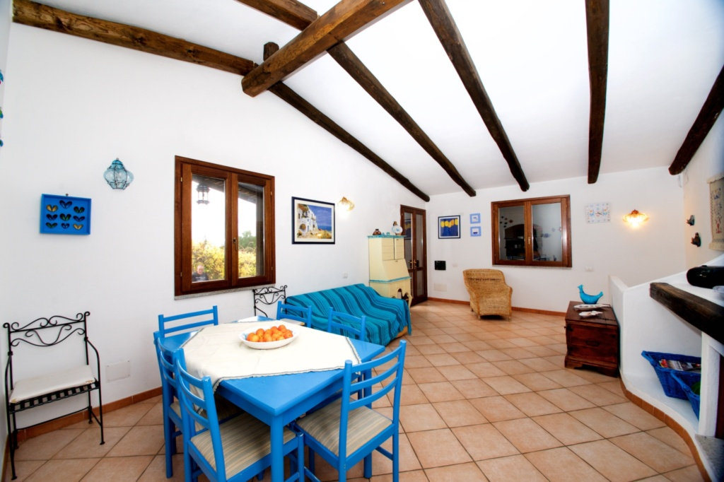 Ferienhaus in Capo Comino, Ferienhaus