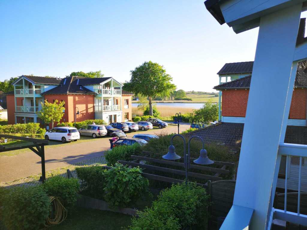 Ferienwohnung bei Sellin mit Südbalkon, Ferienwohn