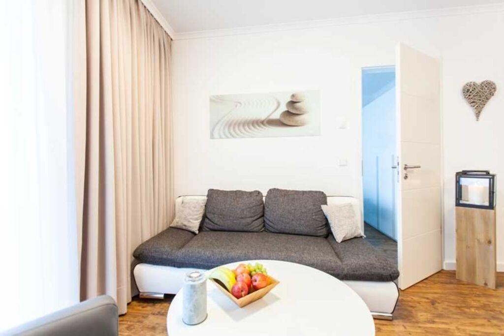 Residenz Am Meer WE 02 Strandliebe, 2-Zimmer-Wohnu