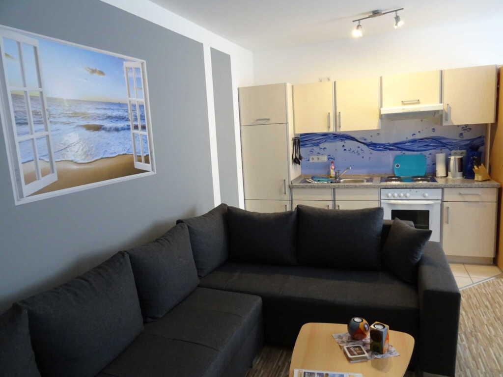 Villa Waterkant - ca. 300 m zum Strand, 3-Raum Few