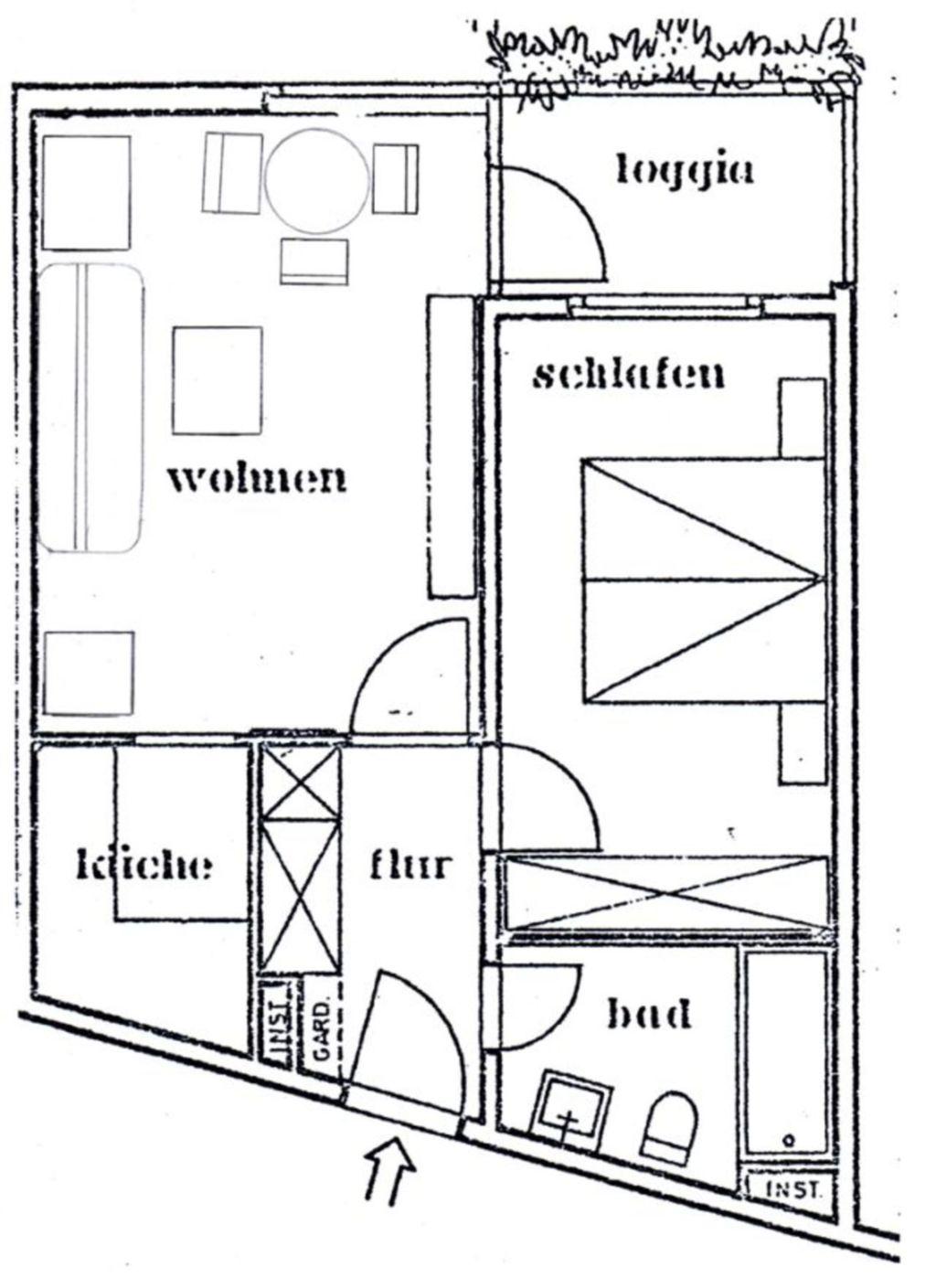 Appartement Reede 1, Reede 1