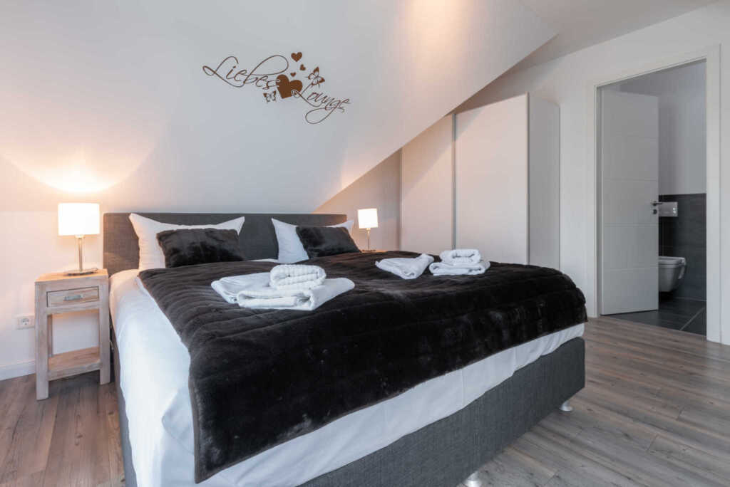 Residenz Seestern WE 15 Penthouse Strandlounge, 3-