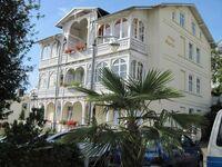 TSS Villa Maria im historischen Bäderstil, App. 8 (2 OG, mit Balkon und Seeblick) in Sassnitz auf Rügen - kleines Detailbild