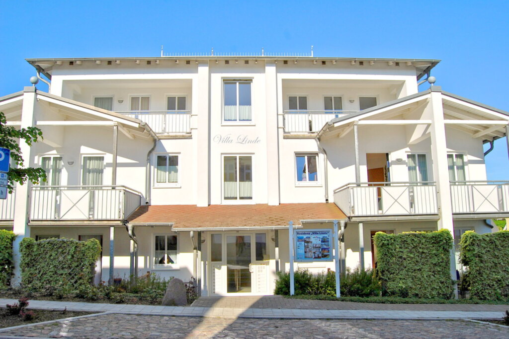 Villa Linde, A 30: 42m², 2-Raum, 3 Pers., Balkon
