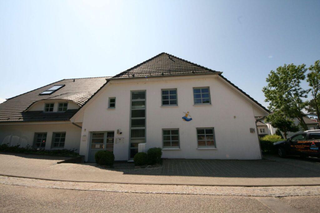 F.01 Haus Südstrand Whg. 01 mit Terrasse, Haus Süd
