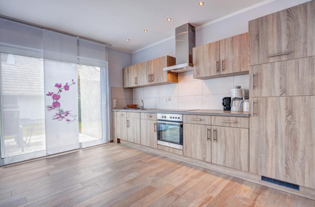Haus Werder Wohnung 4 - mit Gaskamin, Zinnowitz,