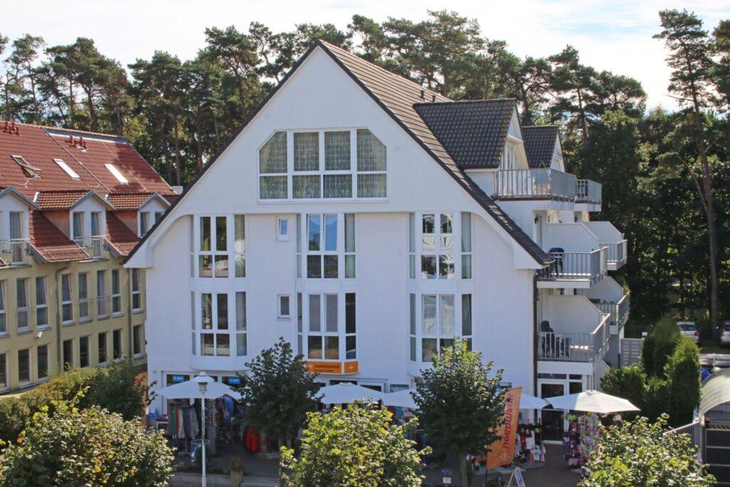 B.01 Ferienwohnung Strandvogel 3 mit Balkon, Ferie