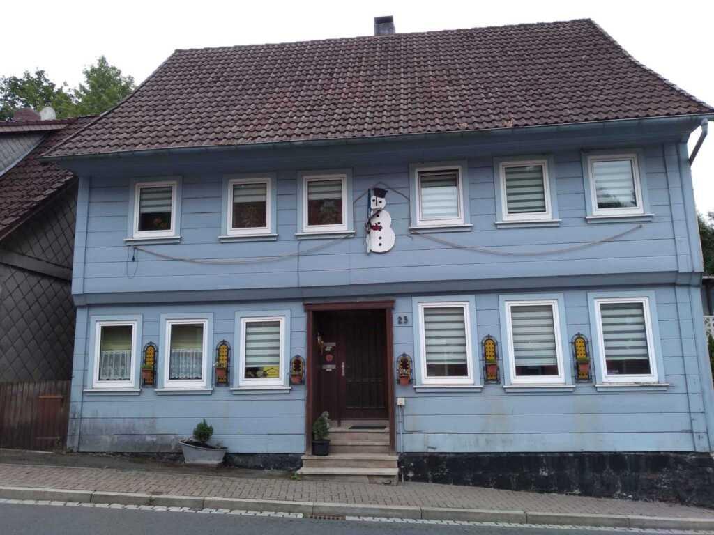 Haus GERMO, FW