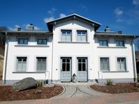 NEU: Landhaus Boddenhus mit Kamin, 2 Bäder, 2 SZ - am Wasser, Komfort Appartement - Mönchgut in Glowe OT Polchow - kleines Detailbild