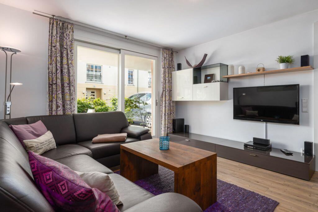 Villa Seeadler WE 03, 3-Zimmer-Wohnung