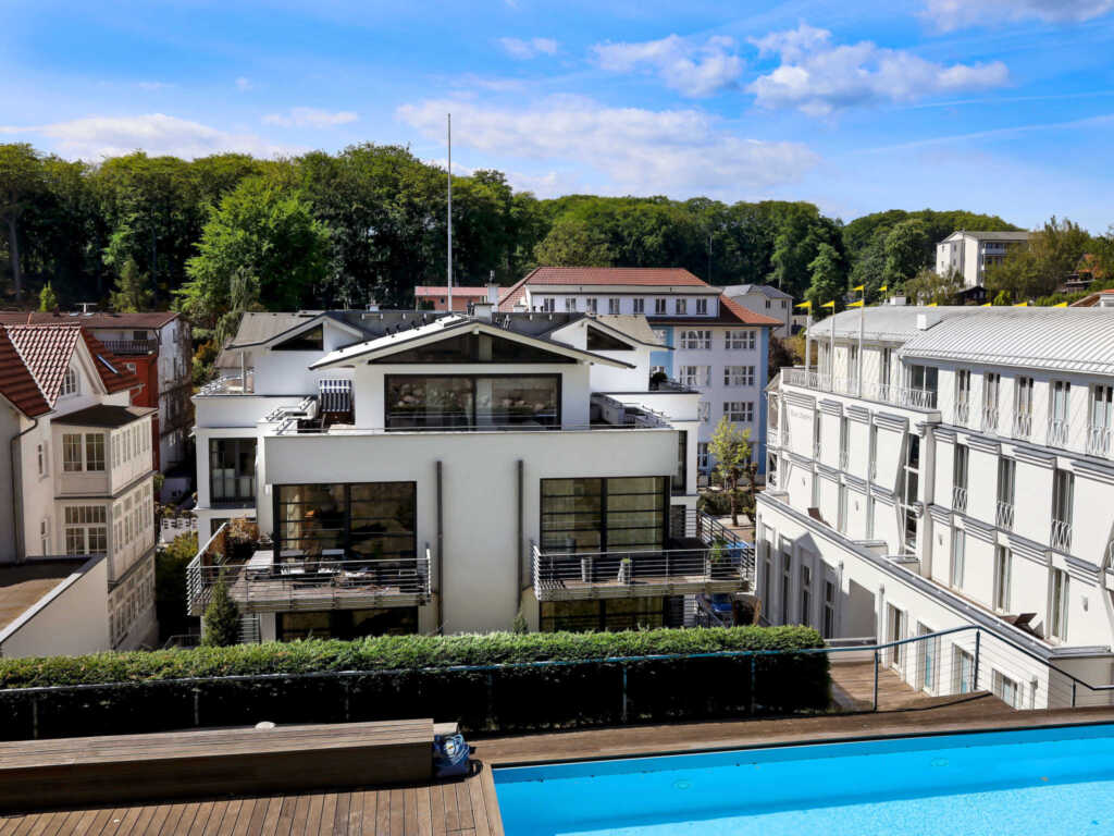 Villa Paula F501 PH mit umlaufender Dachterrasse,