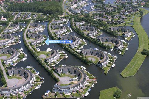 Ferienhaus Park Brekkense Wiel 106