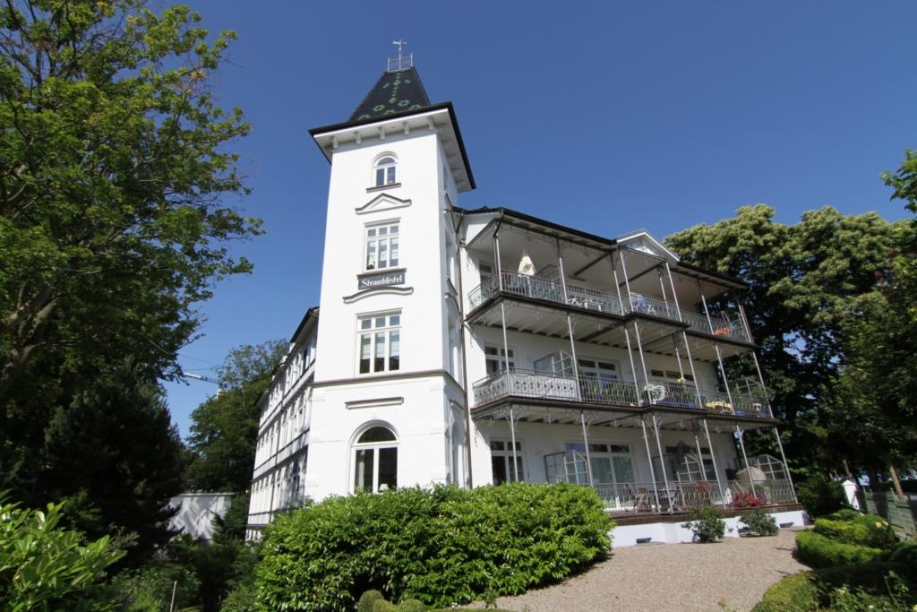 Villa Stranddistel (Strandpromenade Binz), B 4.1: