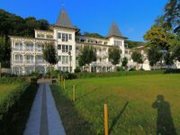 Villa Seeschloss (Strandpromenade Binz), A 27: 28 m², 1-Raum, 2 Pers., Balkon, Meerblick (Typ A) in Binz (Ostseebad) - kleines Detailbild