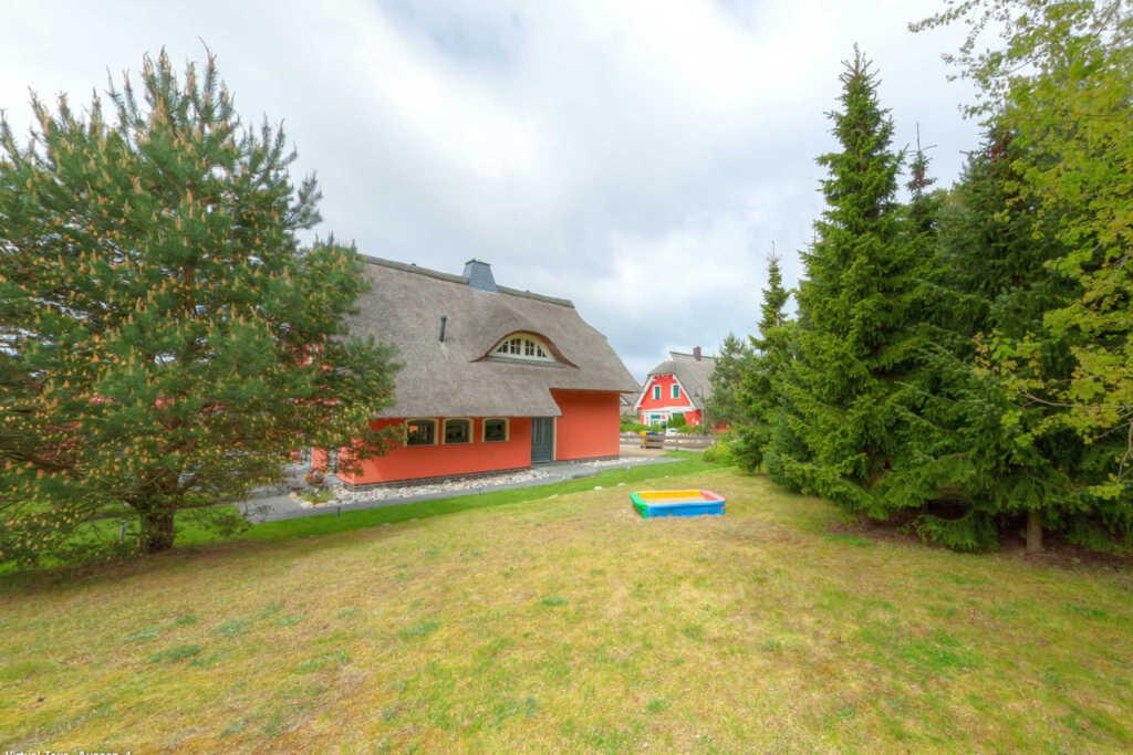 Reetdachhaus Seeblick, Reetdachhaus mit Sauna und