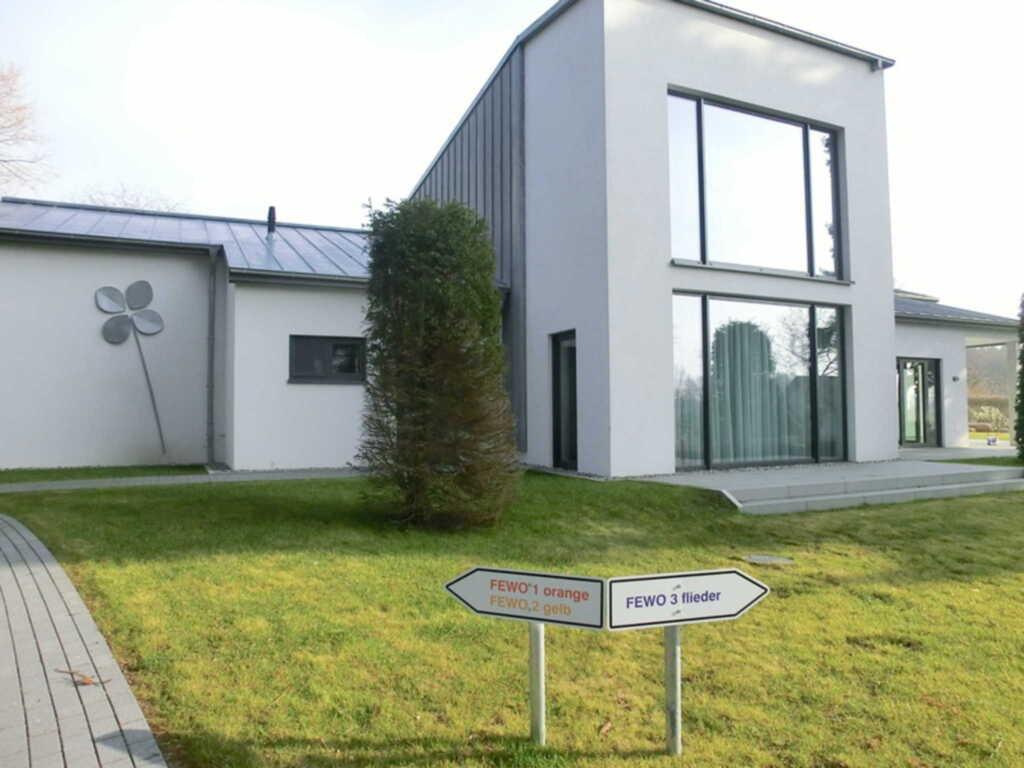 Kleeblatthaus Putbus-Rügen- 3 komfortable Ferienwo