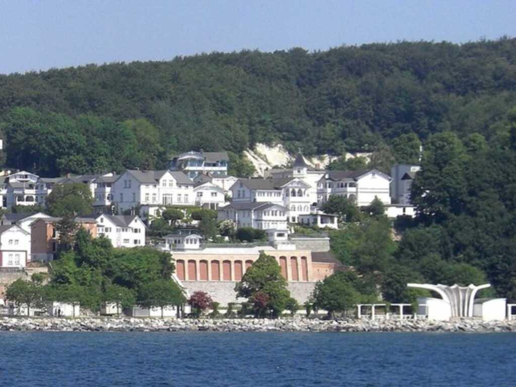 Ferienwohnungen in Bädervilla mit Ostseeblick - A