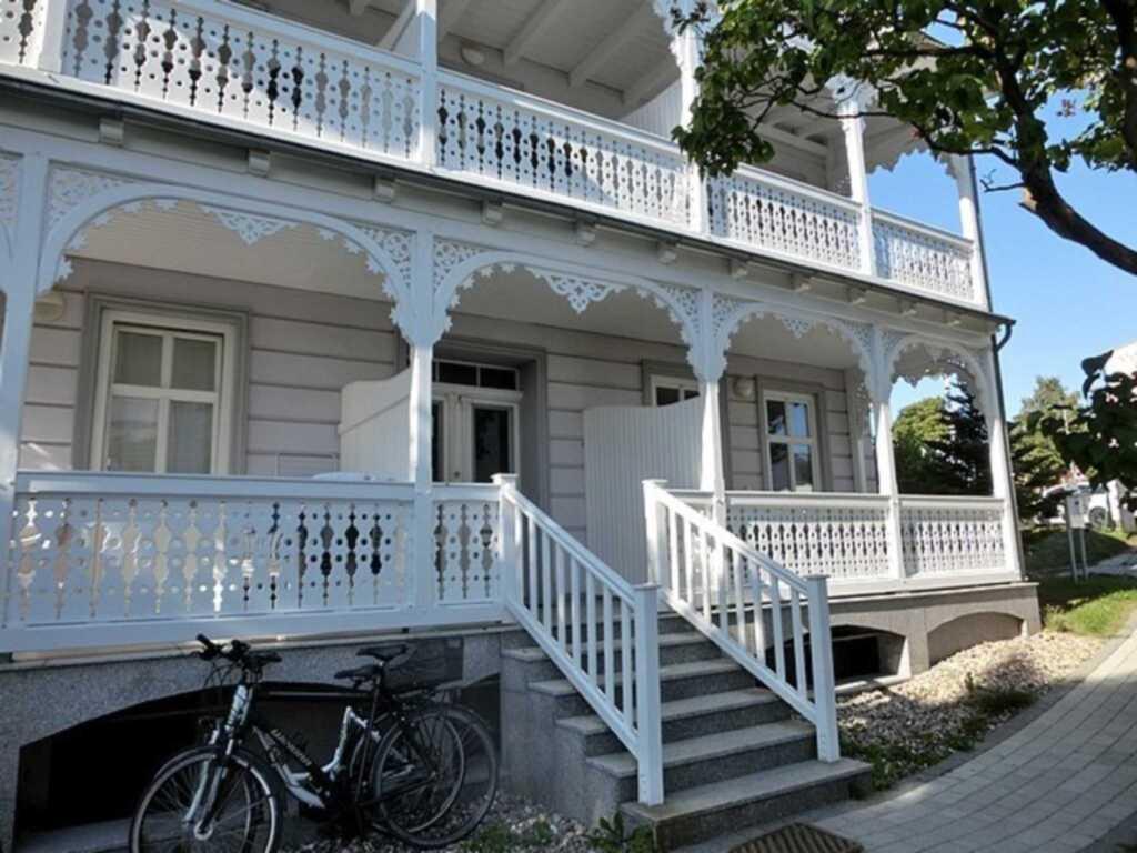 Ferienwohnungen in B�dervilla mit Ostseeblick - A