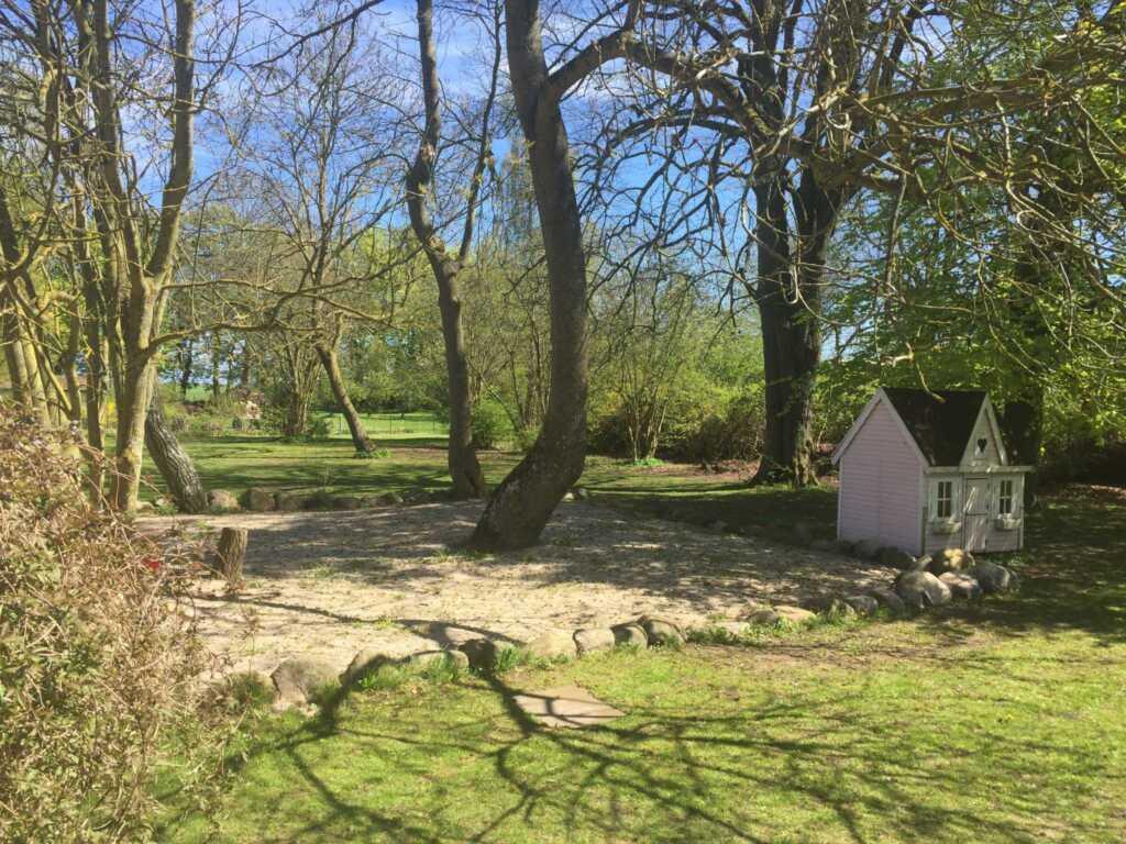 Ferien im alten Gutspark Schwarbe - Ferienhaus 2,