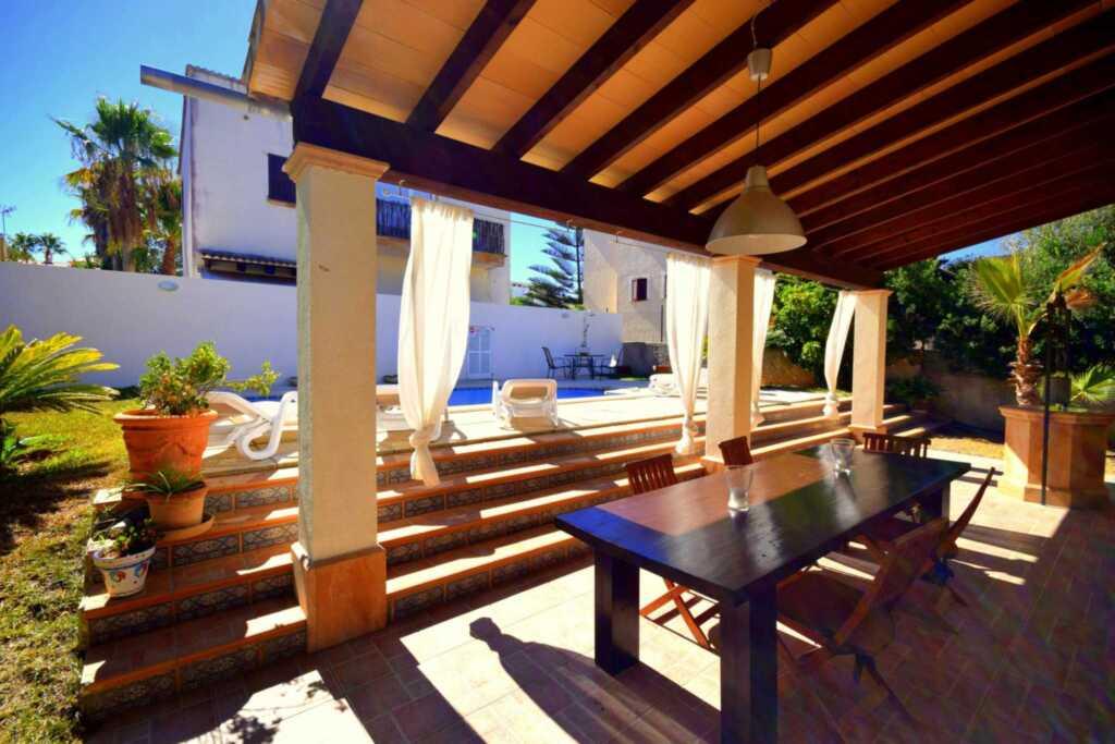 44034 Ferienhaus Paco Son Serra