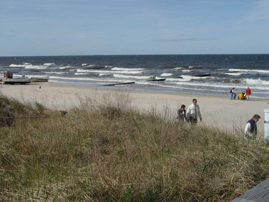 **300m zum Ostseestrand**Bj.06, Südterrasse, Meere
