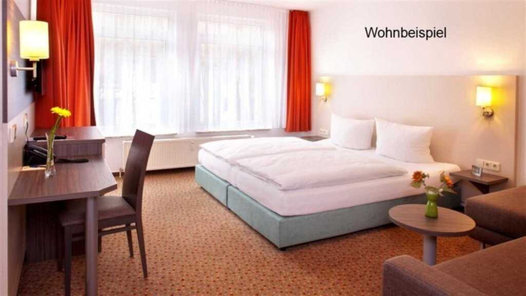 Apartments im Sonnenflügel, Appartement 615