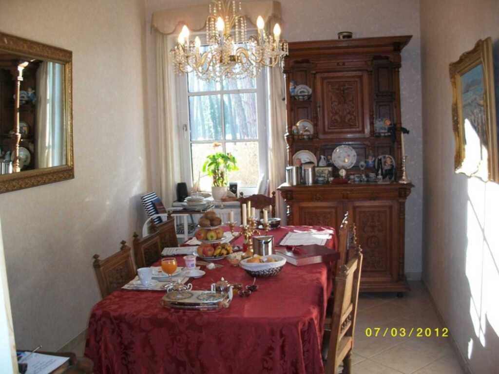 Pension 'Villa Erika', rollstuhlgerechte Ferienwoh