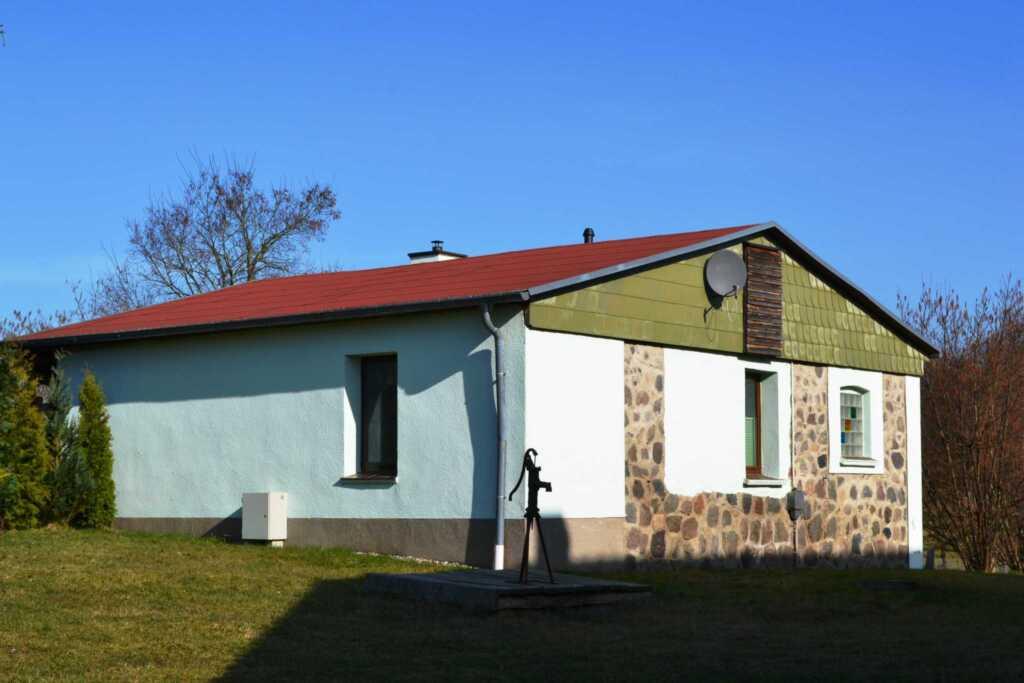 Ferienhaus Serrahn, Ferienhaus