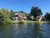 Landwind Ferien, Das Reetgedeckte Haus-Ferienhaus Dobbin in Krakow am See - kleines Detailbild