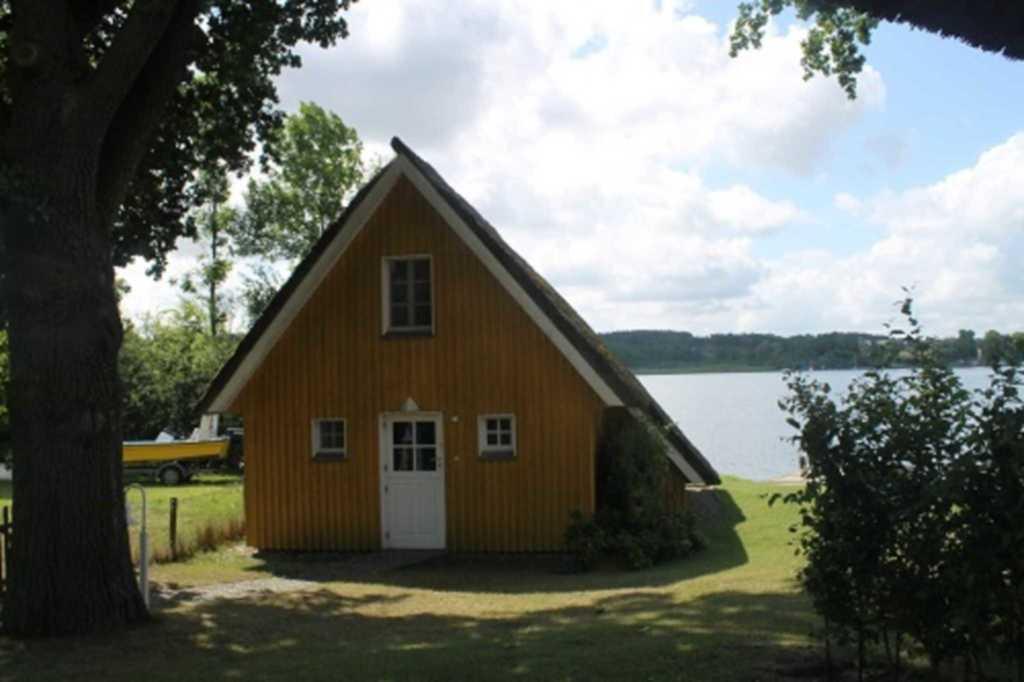 Landwind Ferien, Das Reetgedeckte Haus-Ferienhaus