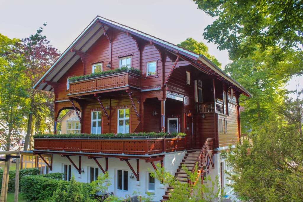 (Maja35)Ostseepark Waterfront-Captain´s Haus 1.4,