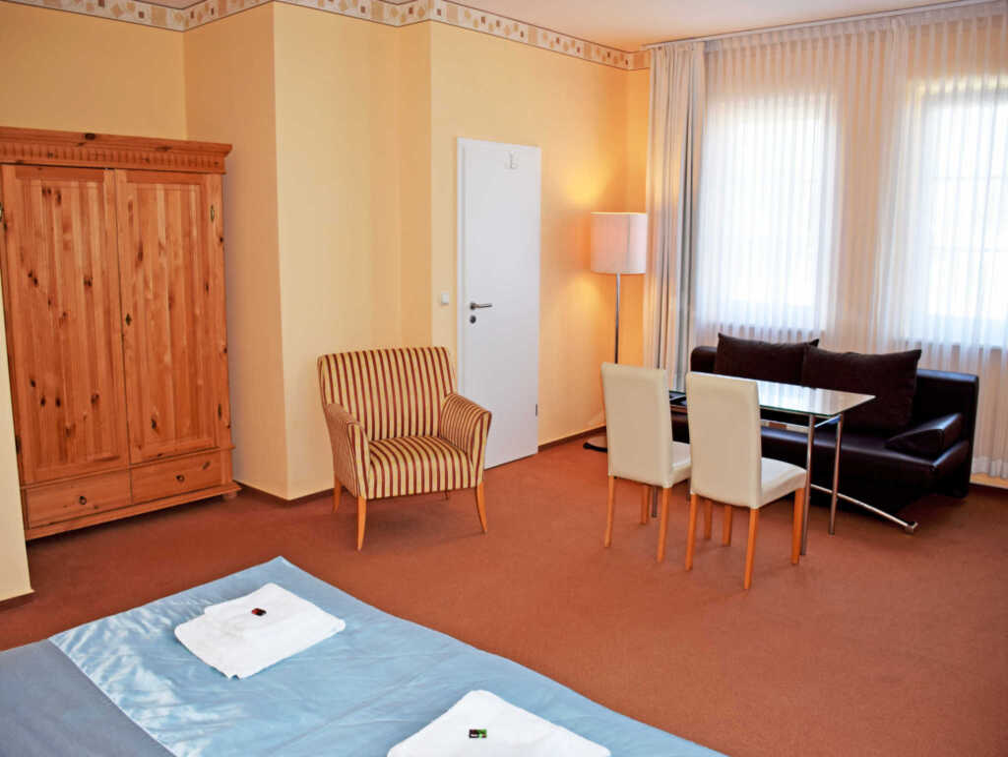 Das kleine Hotel und Ferienwohnungen auf Mönchgut!