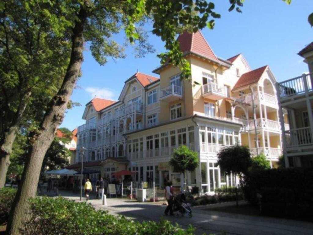 Appartmenthaus 'Dünenschloss', (26) 2- Raum- Appar