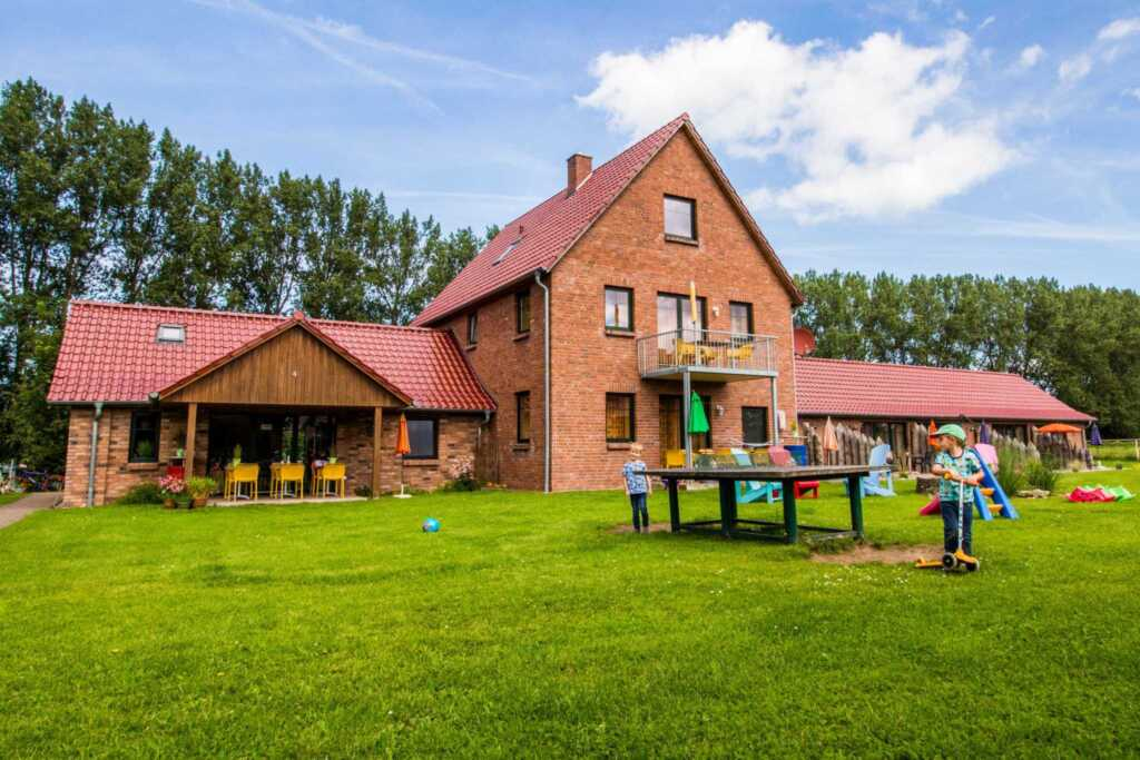 Familien- Ferienhof*** Ostseebad Rerik, FW5 - 3-Ra