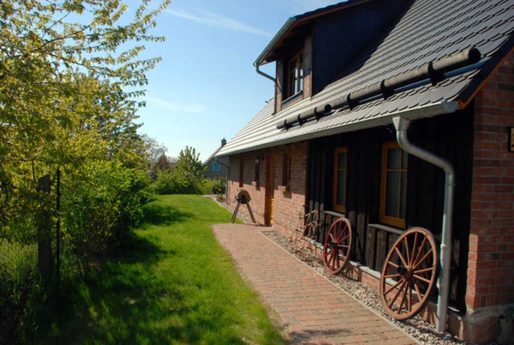 Ferienscheune Rügen - Appartements mit Kamin, Appa