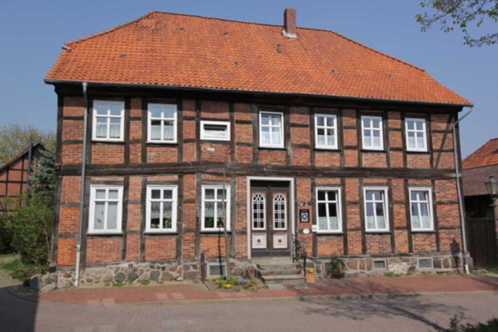 Fachwerkhaus Curwage 3***-4**** , Fewo Lerche